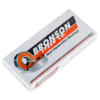 Bronson Speed Co. | Bronson G2 Skateboard Bearings