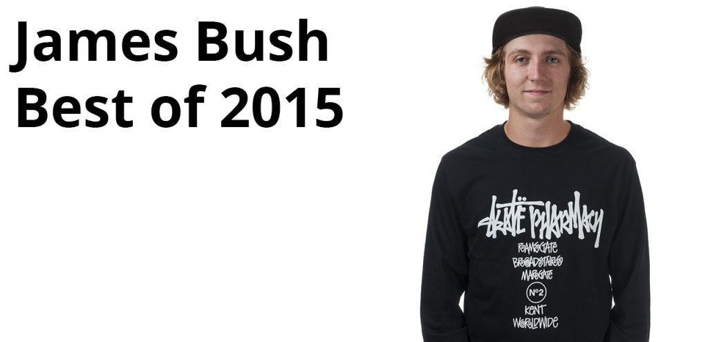 James Bush Best of 2015