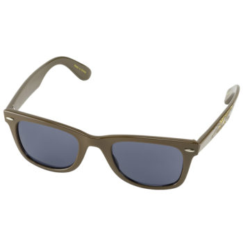 Anti Hero Logo Sunglasses Brown