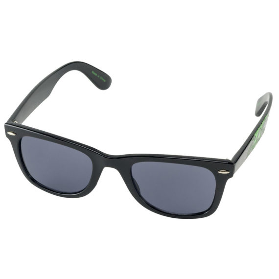 Anti Hero Logo Sunglasses Black