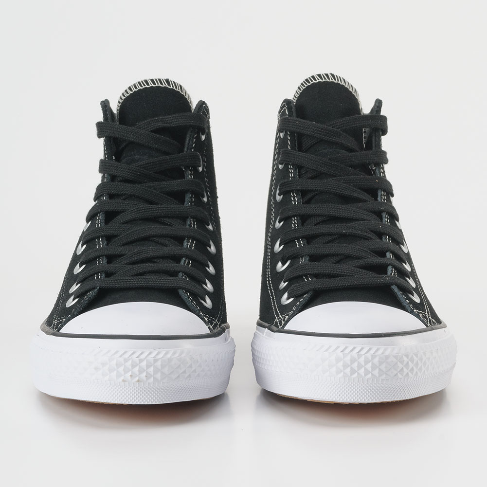 50fab7cc74b891 Converse CTAS Pro Hi Shoes Suede Black at Skate Pharm