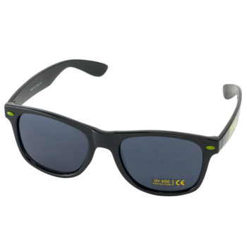 Creature Logo Sunglasses Black