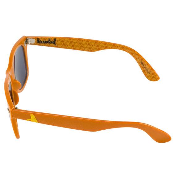 Krooked Shmoo Shades Sunglasses Burnt Orange