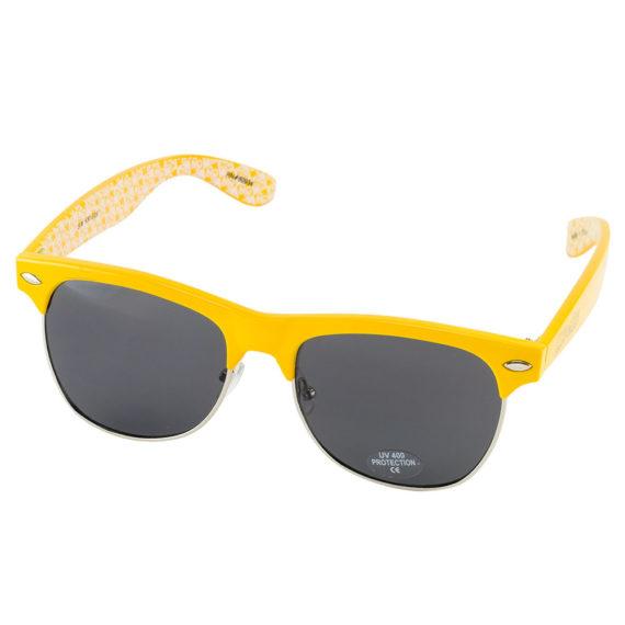 Krooked K Cheaters Sunglasses Yellow