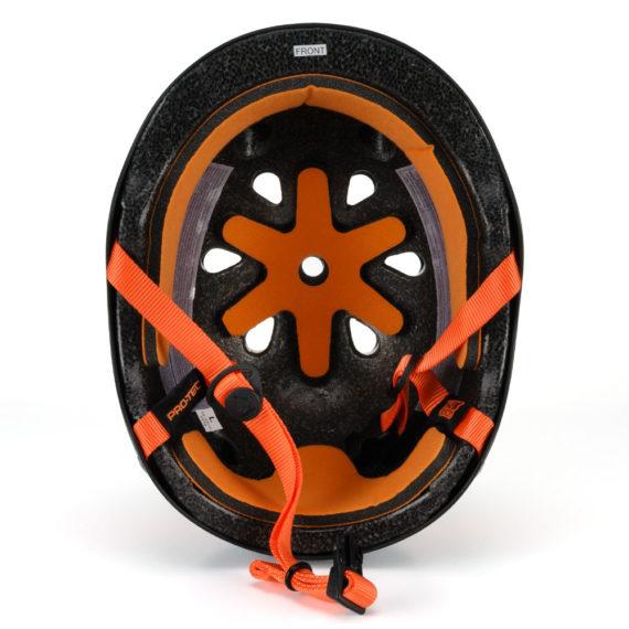 ProTec_Helmet-Black&Orange-3