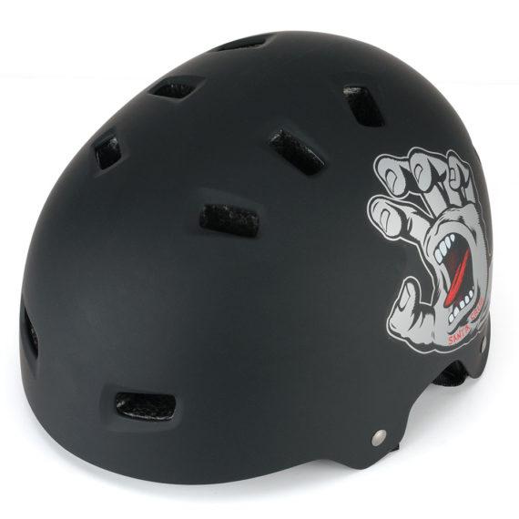 Bullet Skateboard Helmet Santa Cruz