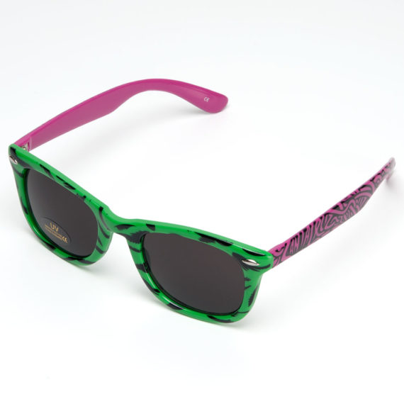 Santa Cruz Screaming Shades Sunglasses Green