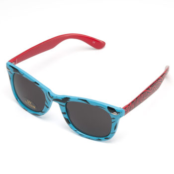 Santa Cruz Screaming Shades Sunglasses Blue