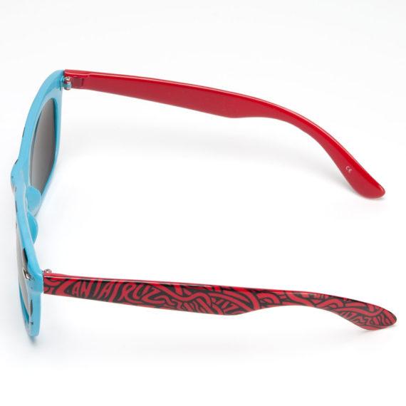 Santa Cruz Screaming Shades Sunglasses Blue