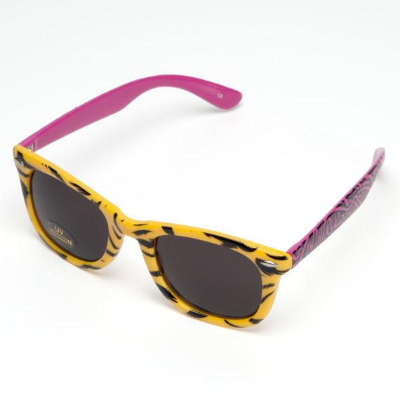Santa Cruz Screaming Shades Sunglasses Yellow