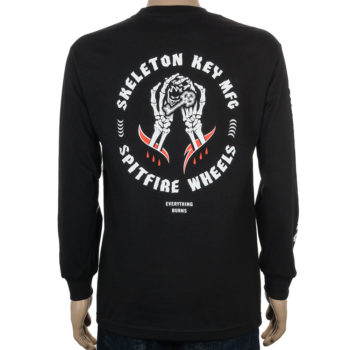 Spitfire x Skeleton Key MFG Long Sleeve T-Shirt