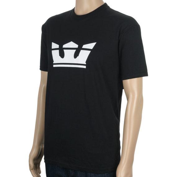 Supra Above T-Shirt Black White