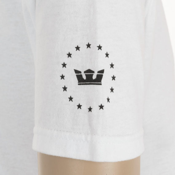 Supra Footwear T-Shirt Worldwide White