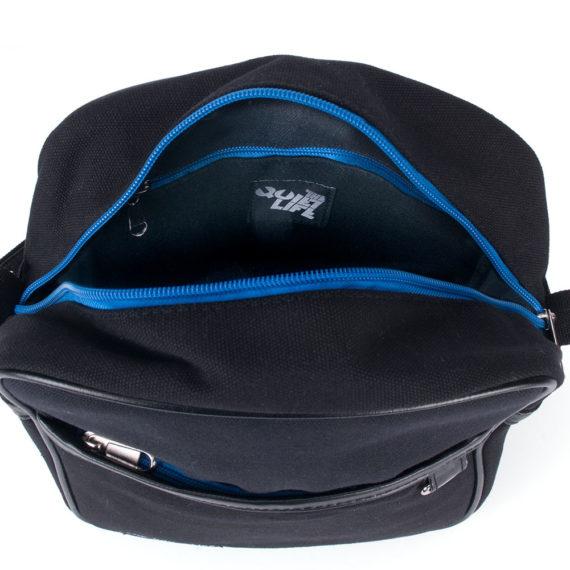 Quiet Life Clothing Day Bag Black