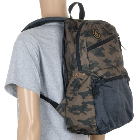 Volcom Academy Backpack Camo