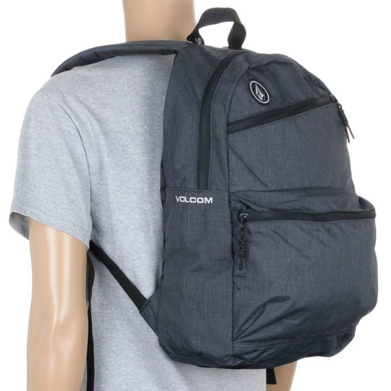 Volcom Academy Backpack Black