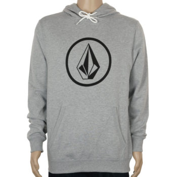 Volcom Stone Hoodie Heather Grey