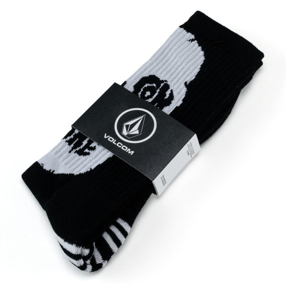 Volcom Token Socks Black