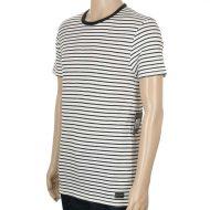 Volcom Fleeter T-Shirt Black White
