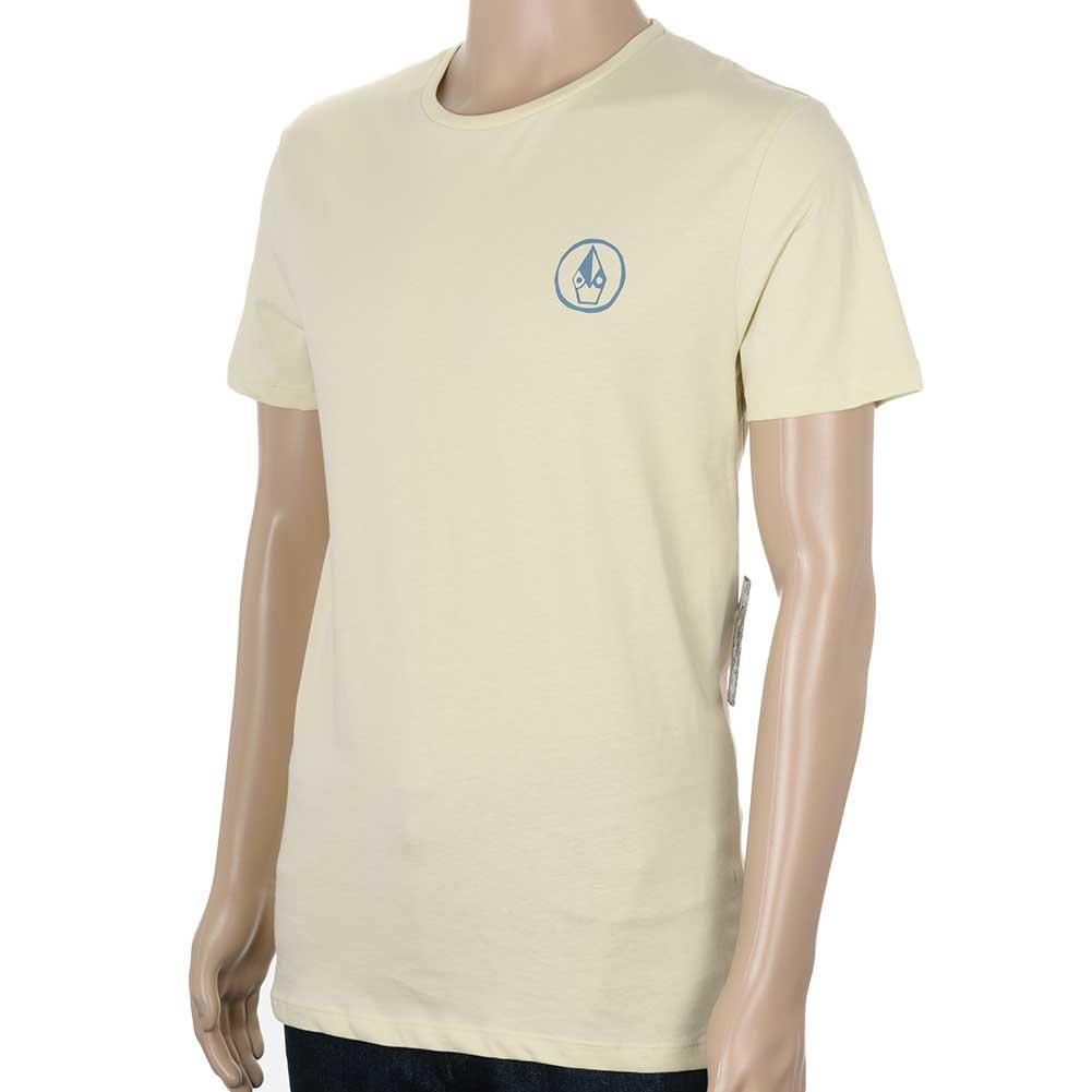 Volcom Don Pendleton FA Cat T-Shirt Oxford TanVolcom Don Pendleton FA Cat T-Shirt Oxford Tan