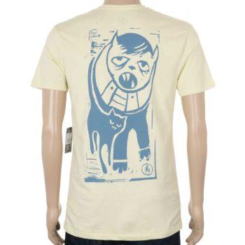 Volcom Don Pendleton FA Cat T-Shirt Oxford Tan