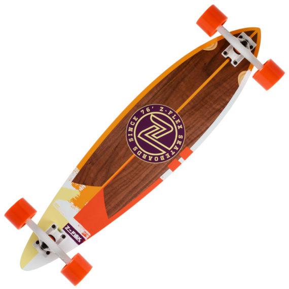 Z-Flex Pintail Offshore Longboard Complete 9.0″ x 38.0″