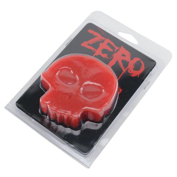 Zero Skull Wax Red