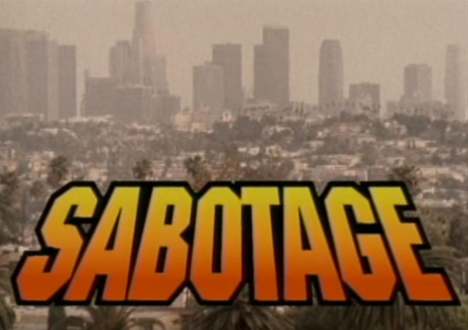 sabotage - Skate Pharm Dump