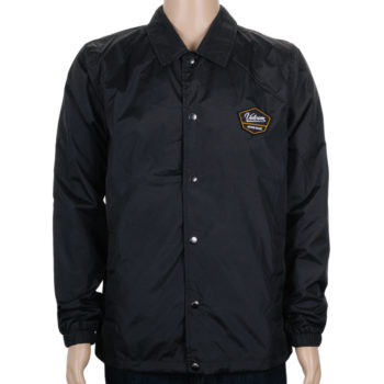 Volcom Capitol Coach Jacket Black