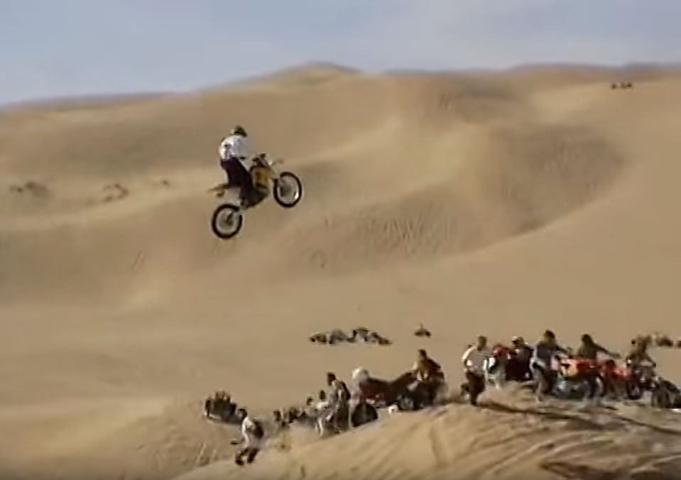 Seth Enslow Motorbike Crash - Skate Pharm Dump