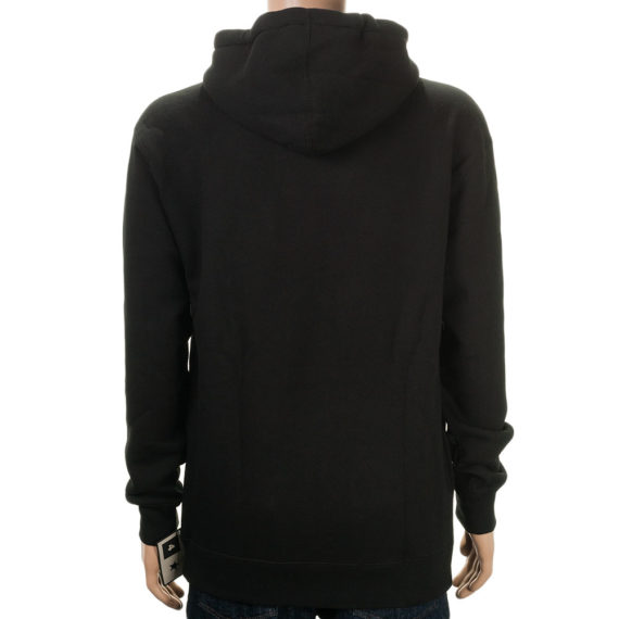 Fourstar x Anti Hero Thumbs Up Hoodie Black