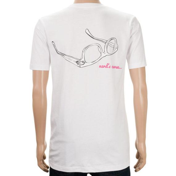 Descent Nerd's Curse T-Shirt White