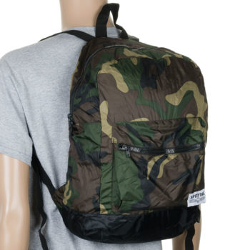 Spitfire Underground Packable Backpack Camo