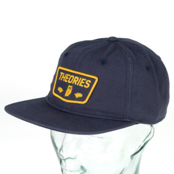 Theories Moluch Snapback Hat Navy