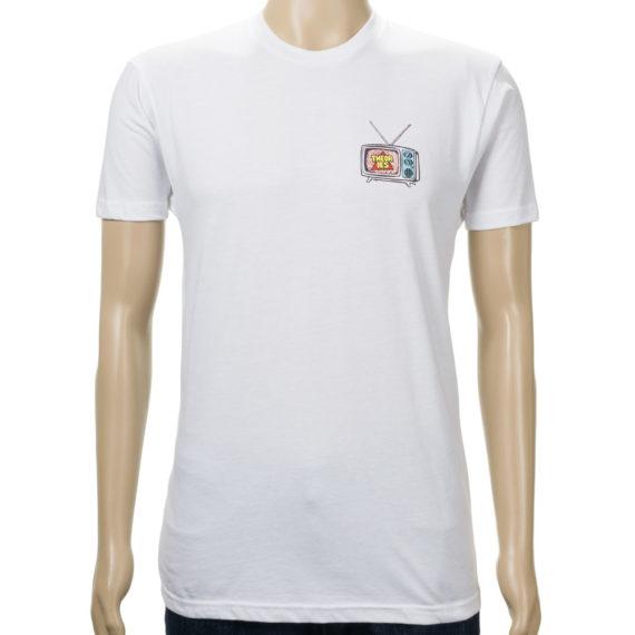 Theories Of Atlantis Icon T-Shirt White