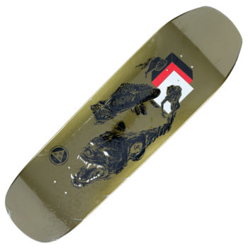Welcome Deck Face Of A Lover On Banshee 90 Gold Dip 9.0""