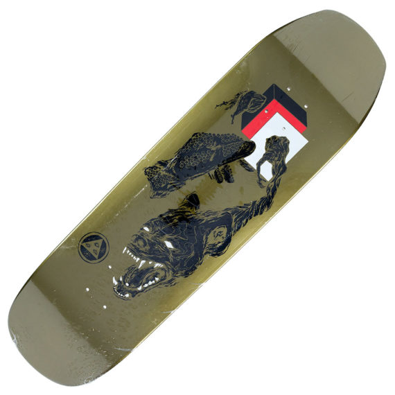 """Welcome Deck Face Of A Lover On Banshee 90 Gold Dip 9.0"""""""