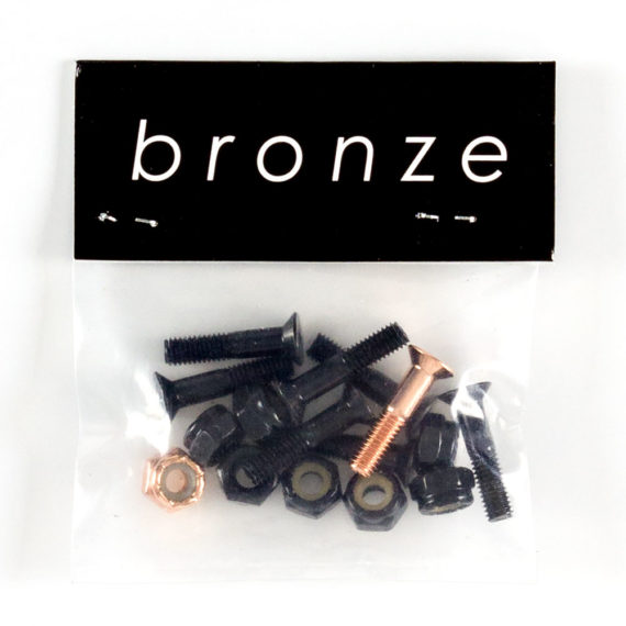 Bronze Deck Bolts Phillips 7/8″ Black Bronze
