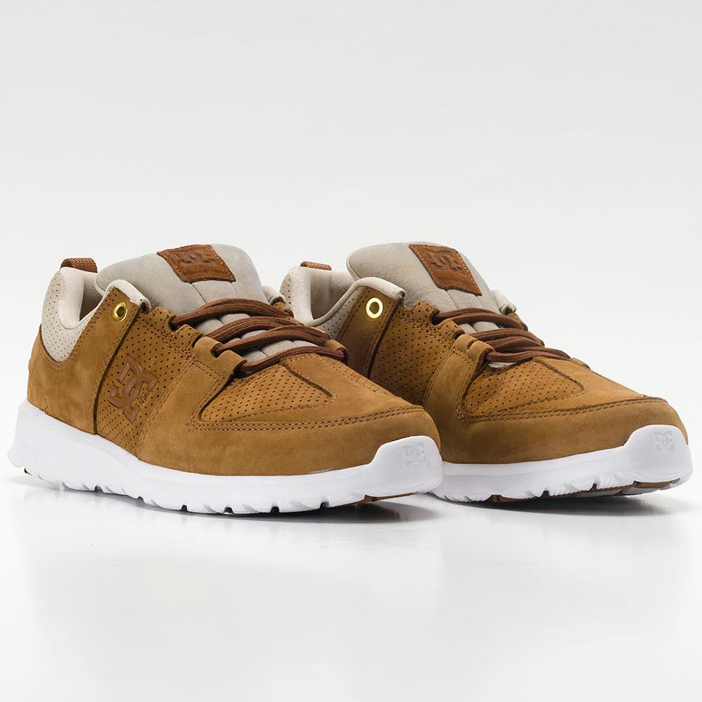 d73846bb59e9 D.C. Lynx Lite Shoes Le Dark Brown Avilable at Skate Pharm