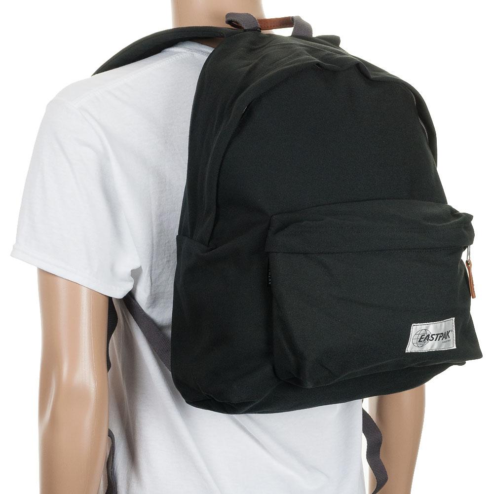 eastpak padded pak 39 r backpack black at skate pharm. Black Bedroom Furniture Sets. Home Design Ideas