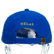 Helas Baller 6 Panel Hat Navy