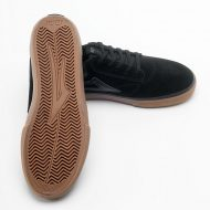 Lakai Griffin Shoe Black Gum