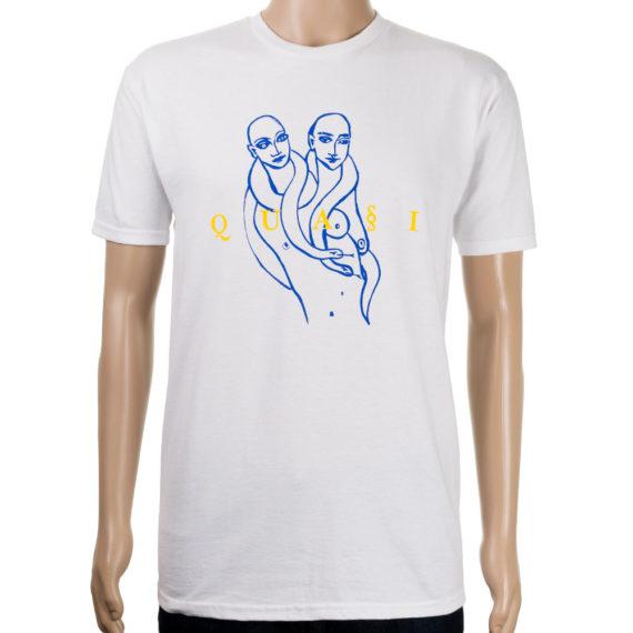 Quasi Genesis T-shirt White