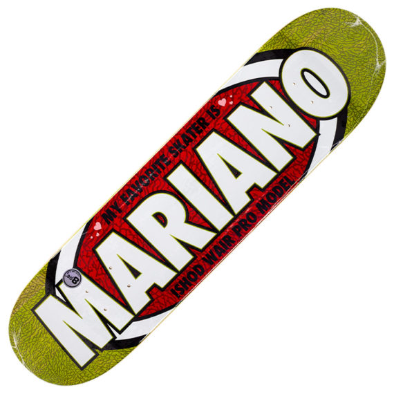 """Real Ishod Wair Favourite Deck 8.06"""""""