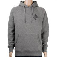 National Skateboard Co Union Hoodie Grey