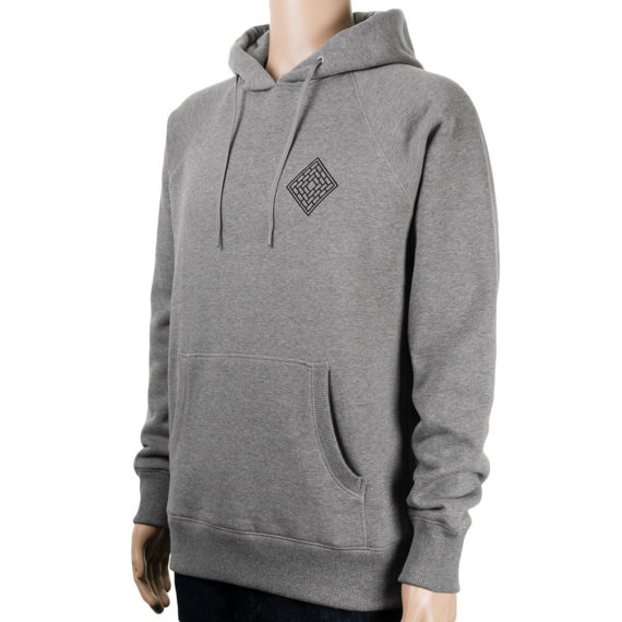 National Skateboard Co Union Hoodie Grey