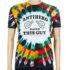 Anti Hero Hates This Guy T-Shirt Rasta Tie Dye