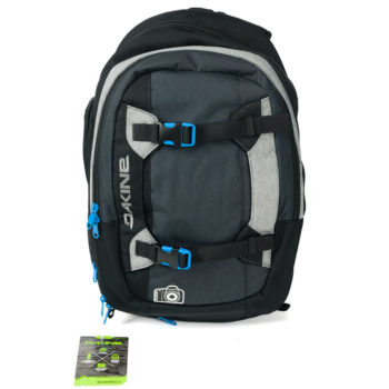 Dakine Mission 25L Photo Backpack