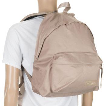 Eastpak Padded Pak'r Backpack Beige Matchy