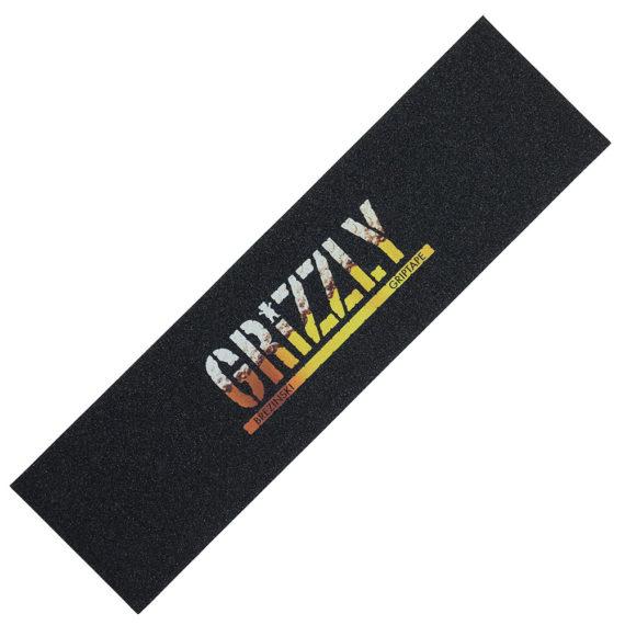 Grizzly Griptape Brewzinski Pro Grip